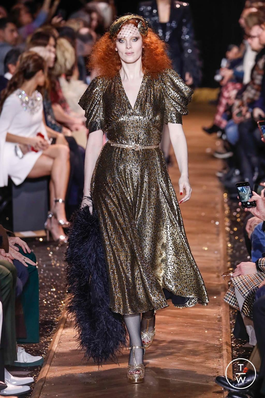 Fashion Week New York Fall/Winter 2019 look 68 de la collection Michael Kors Collection womenswear