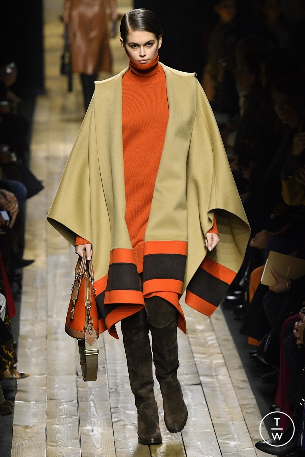 Fashion Week New York Fall/Winter 2020 look 11 from the Michael Kors Collection collection 女装