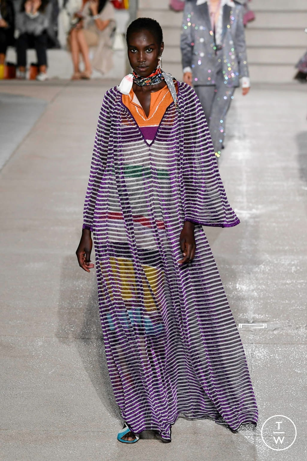Fashion Week Milan Spring/Summer 2020 look 31 from the Missoni collection womenswear