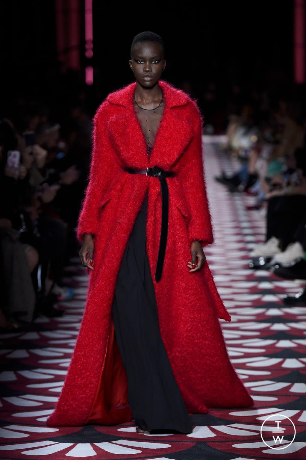 Fashion Week Paris Fall/Winter 2020 look 66 from the Miu Miu collection womenswear