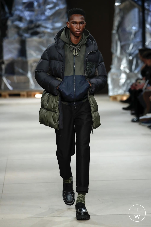 Fashion Week Milan Fall/Winter 2020 look 53 from the Neil Barrett collection menswear