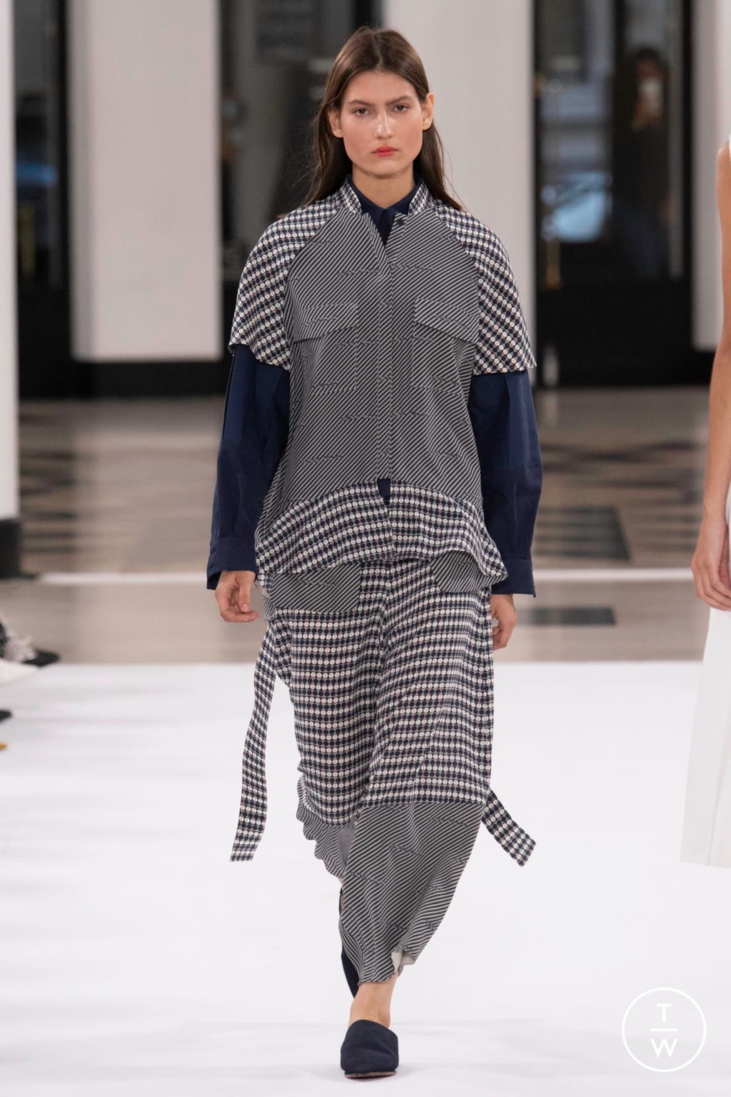 Fashion Week Paris Spring/Summer 2019 look 21 from the Nobi Talai collection 女装
