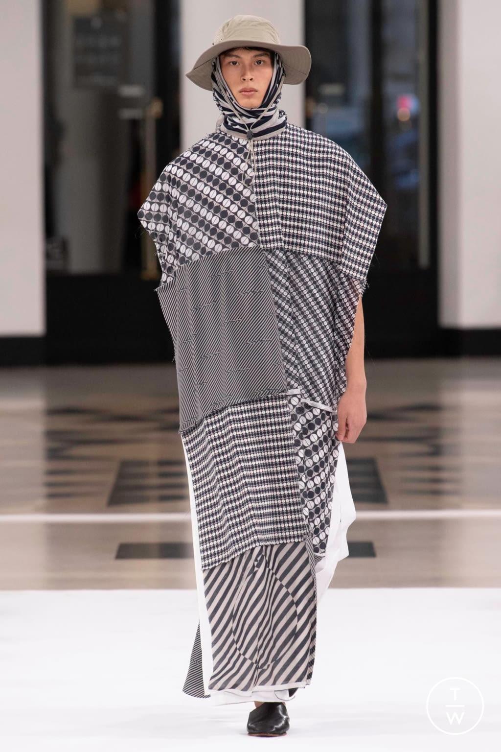 Fashion Week Paris Spring/Summer 2019 look 35 from the Nobi Talai collection womenswear