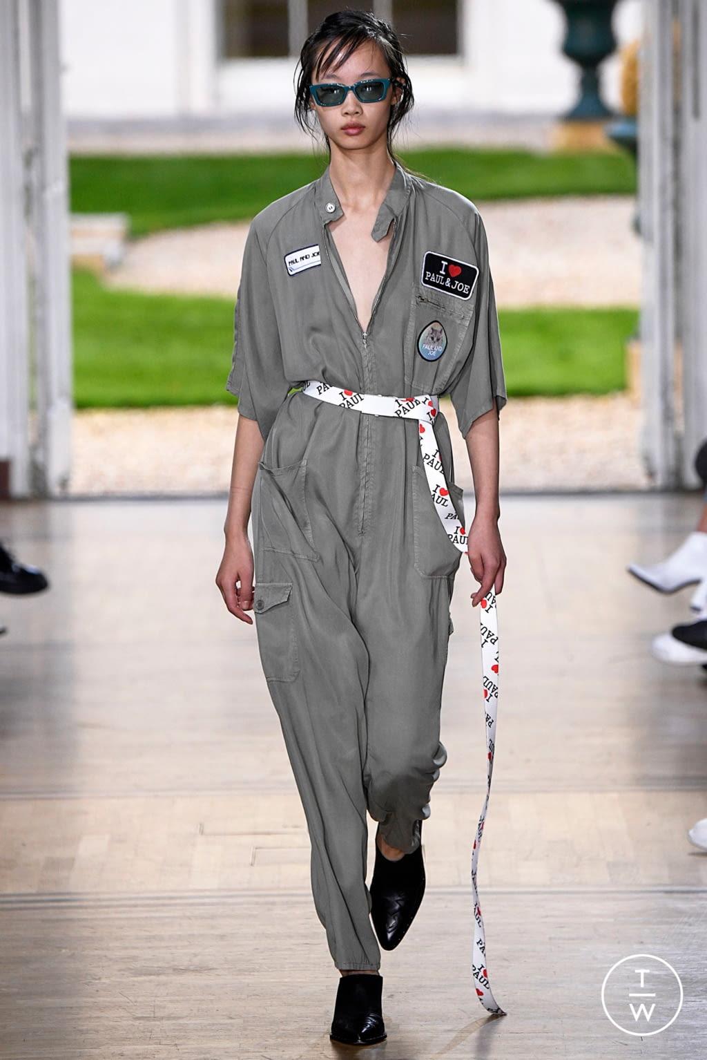 Fashion Week Paris Spring/Summer 2019 look 11 de la collection Paul & Joe womenswear