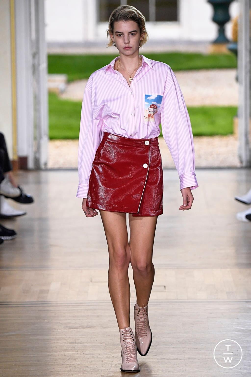 Fashion Week Paris Spring/Summer 2019 look 19 de la collection Paul & Joe womenswear