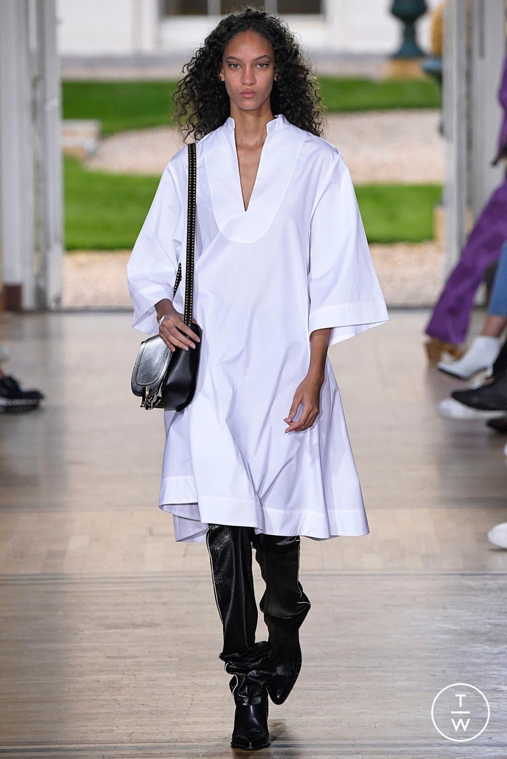 Fashion Week Paris Spring/Summer 2019 look 25 de la collection Paul & Joe womenswear