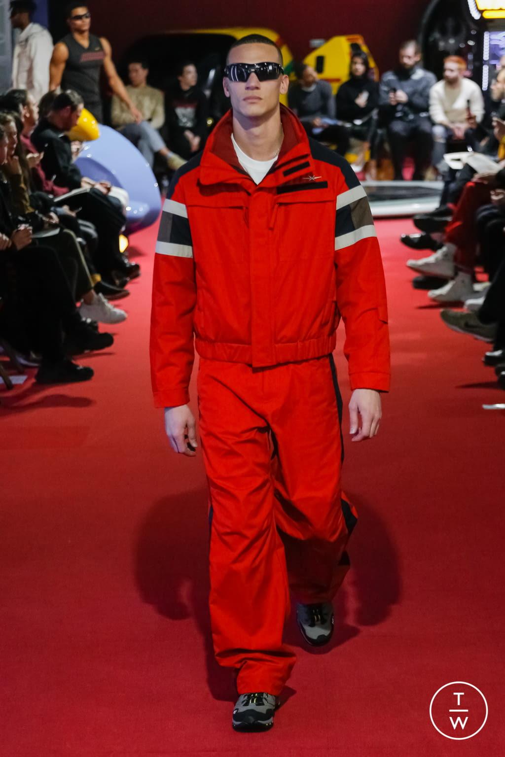 Fashion Week Paris Fall/Winter 2019 look 14 de la collection PHIPPS menswear