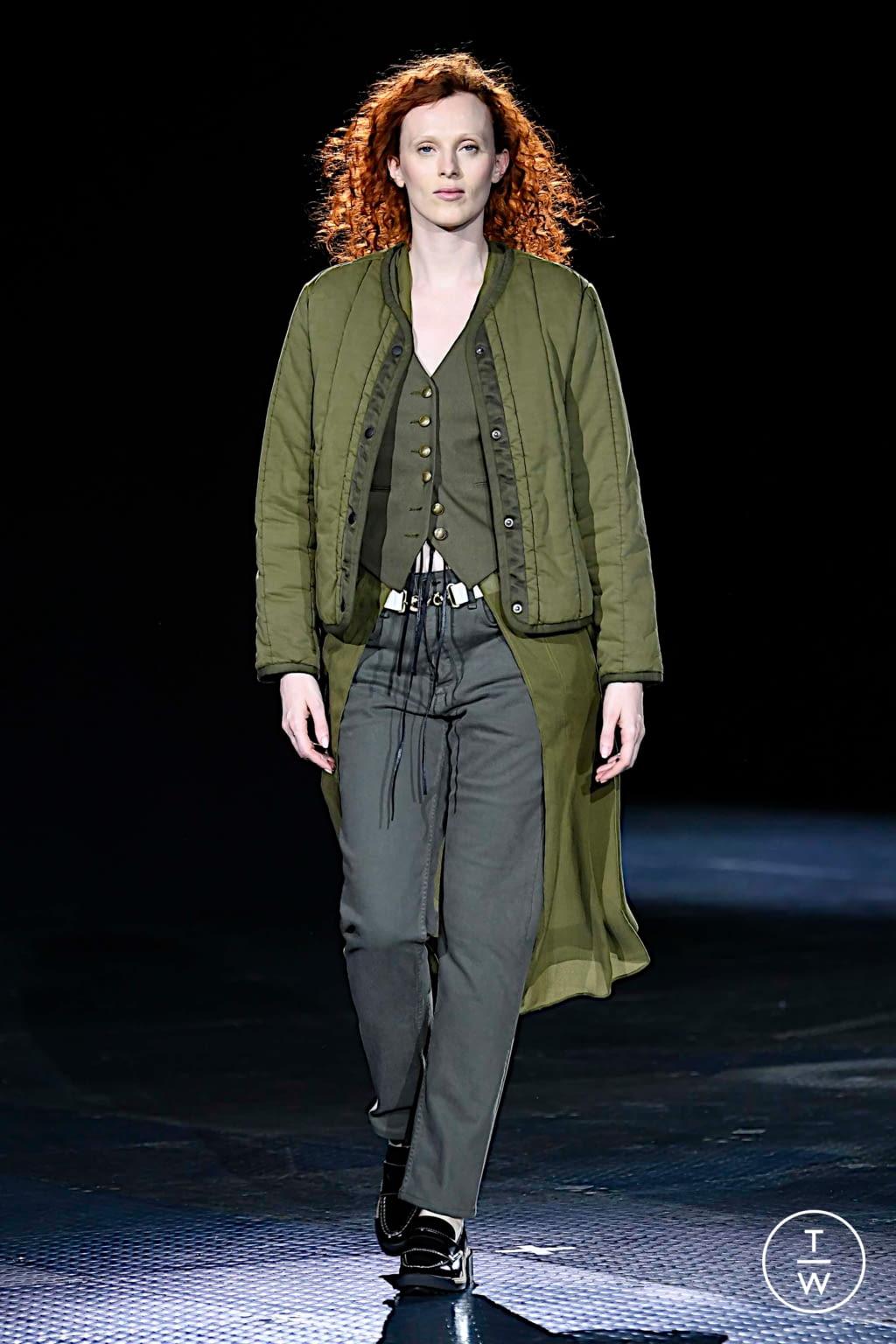 Fashion Week New York Spring/Summer 2020 look 41 de la collection Rag & Bone womenswear