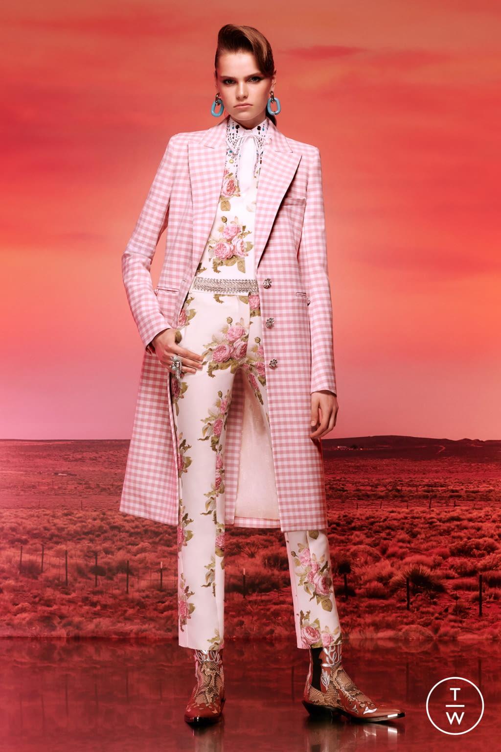 Fashion Week Paris Resort 2020 look 5 de la collection Paco Rabanne womenswear