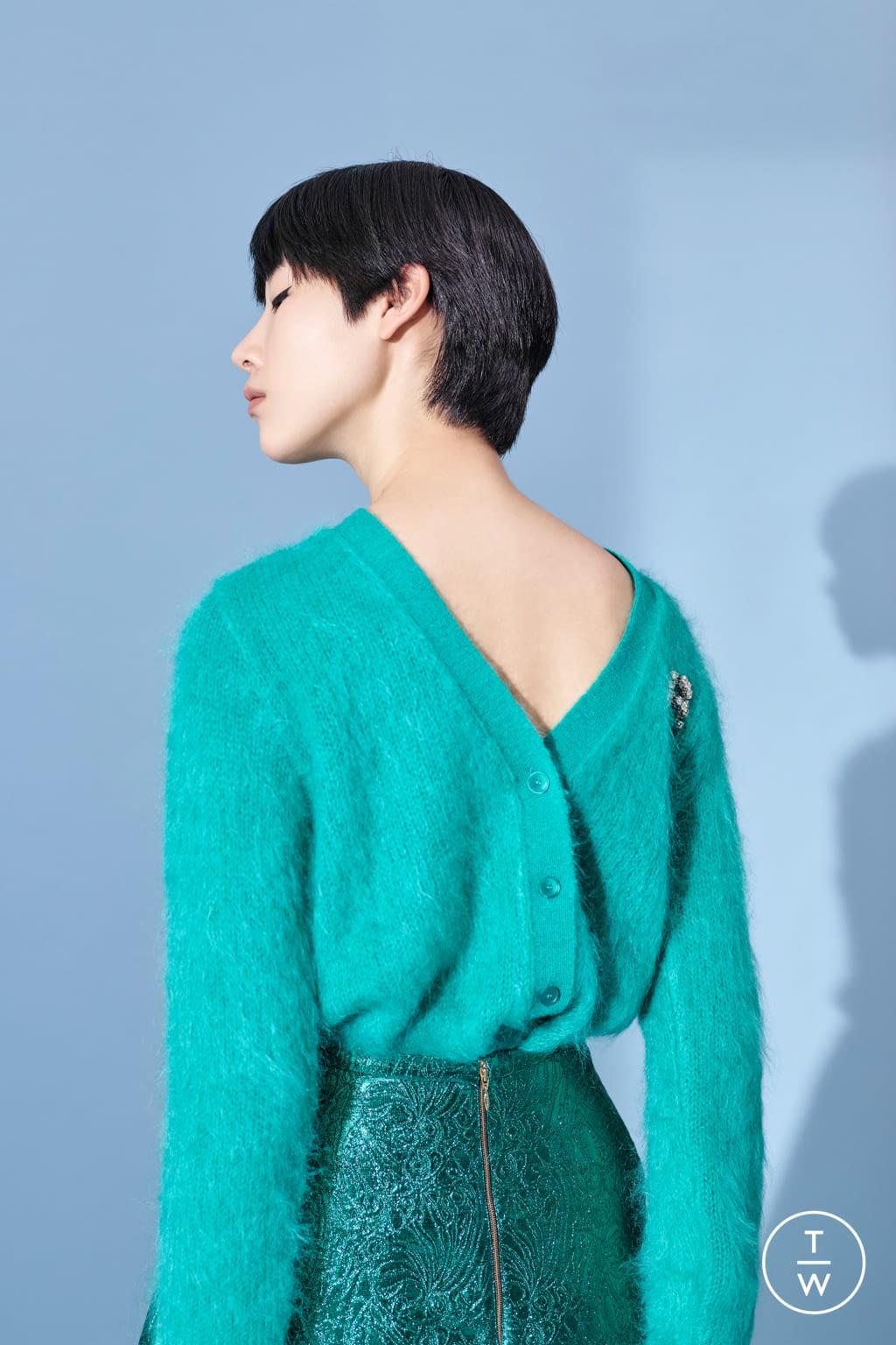 Fashion Week Paris Pre-Fall 2019 look 3 de la collection Rochas womenswear