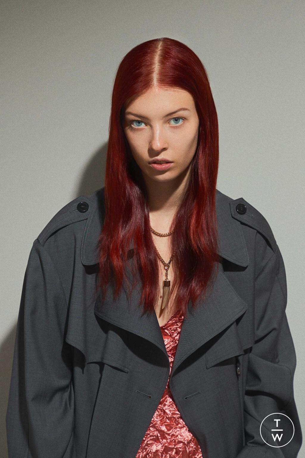 Fashion Week Paris Resort 2020 look 10 de la collection Rochas womenswear
