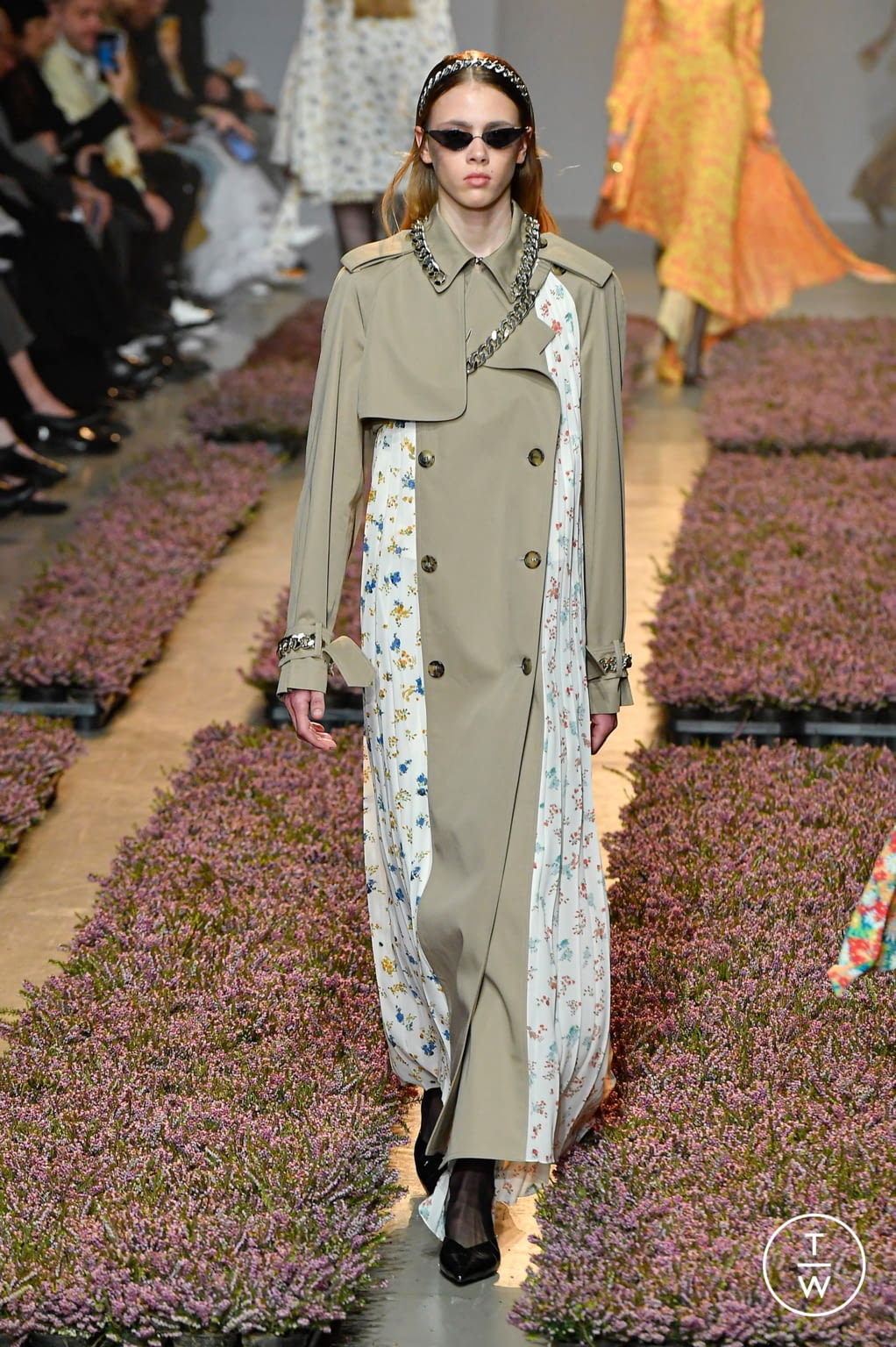 Fashion Week Paris Fall/Winter 2020 look 15 from the Rokh collection womenswear