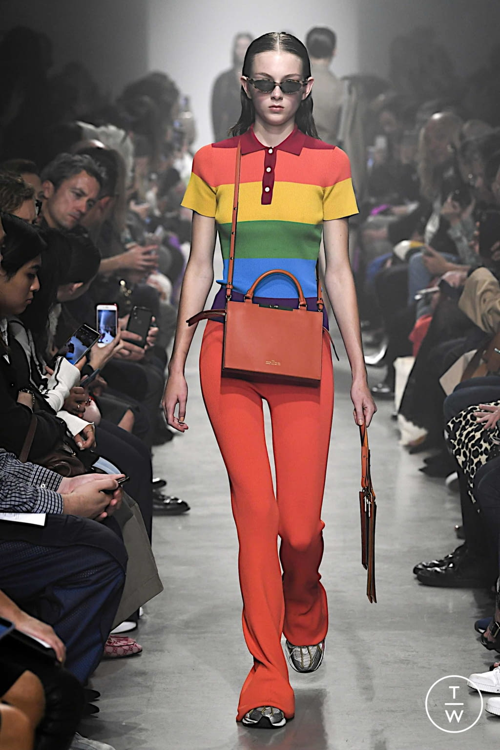 Fashion Week Paris Spring/Summer 2020 look 17 from the Rokh collection womenswear
