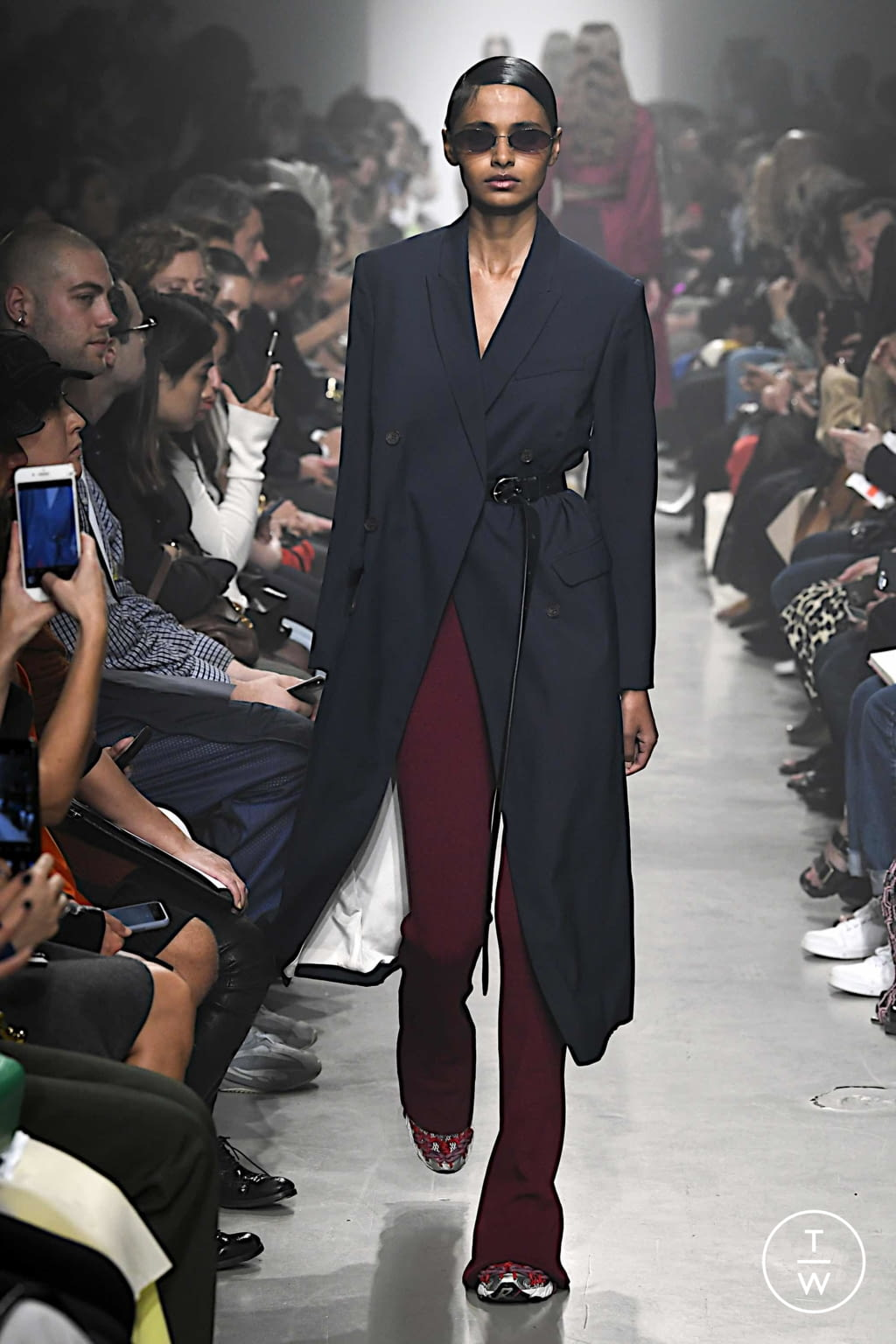Fashion Week Paris Spring/Summer 2020 look 29 from the Rokh collection womenswear