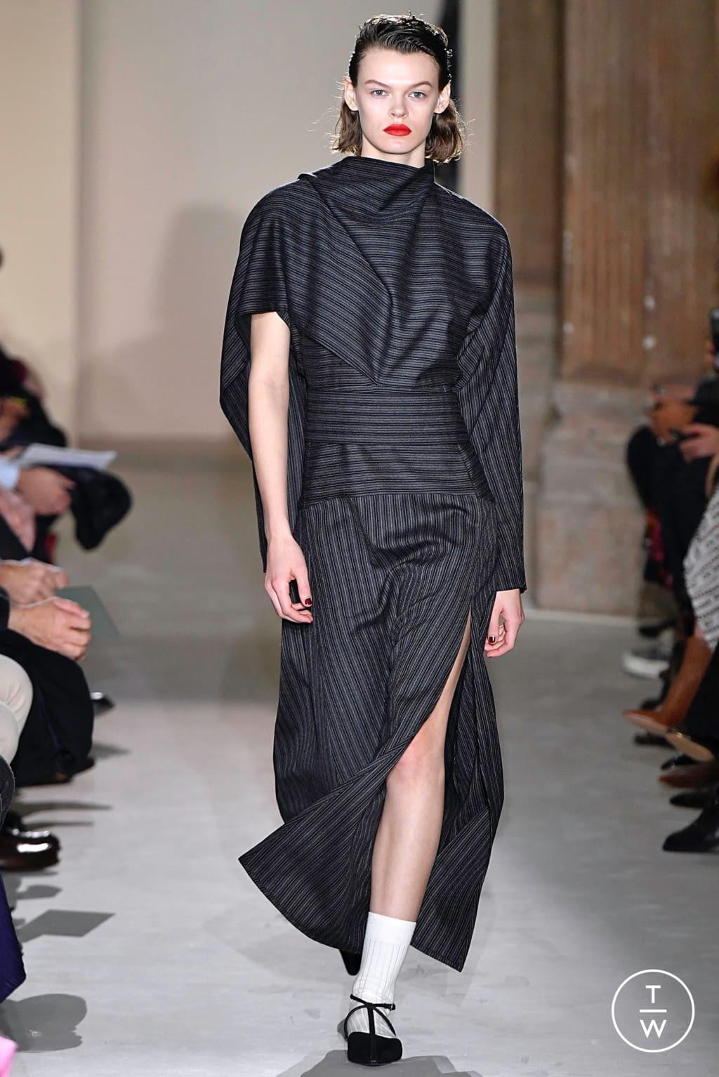 Fashion Week Milan Fall/Winter 2019 look 5 from the Salvatore Ferragamo collection womenswear