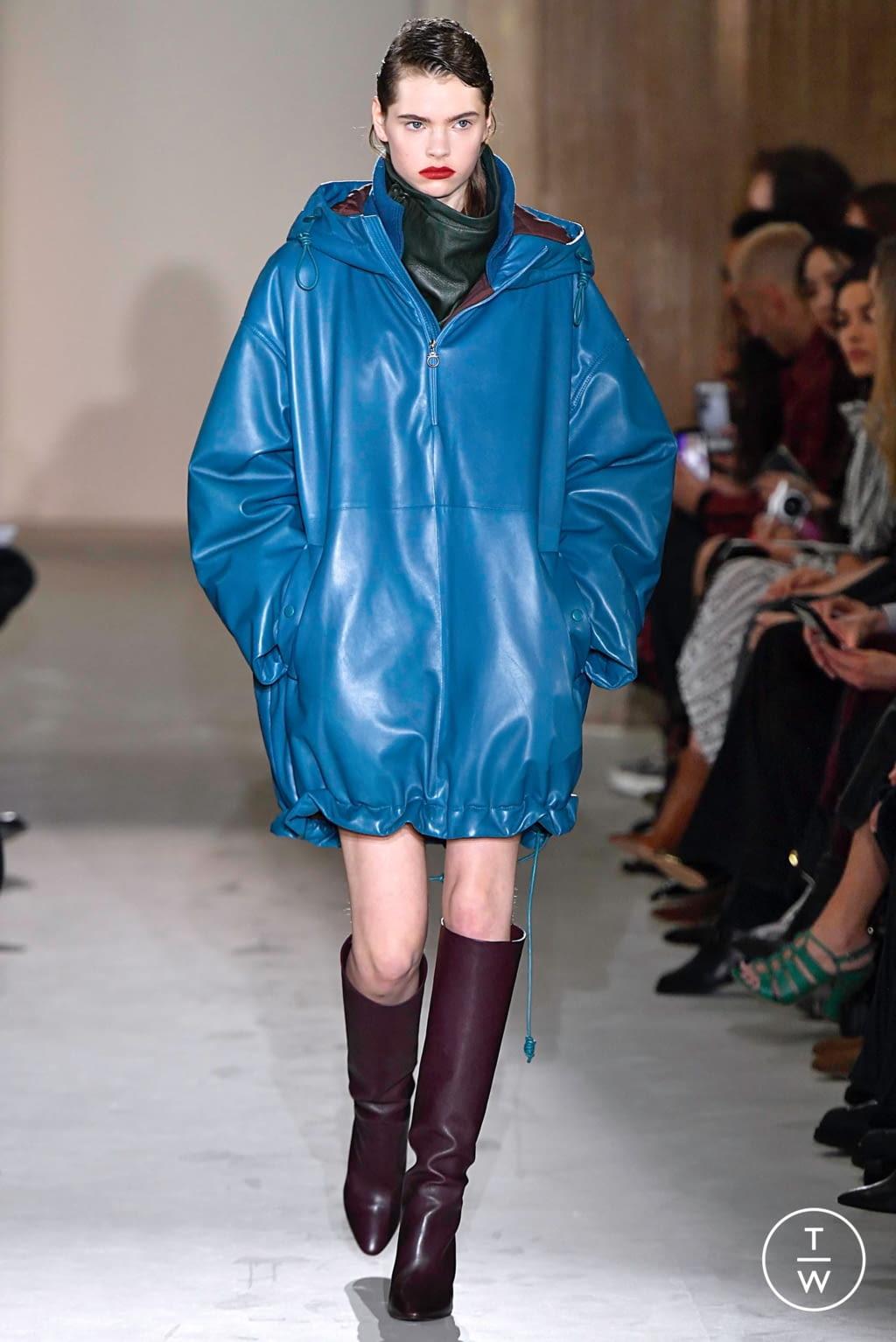 Fashion Week Milan Fall/Winter 2019 look 12 from the Salvatore Ferragamo collection womenswear
