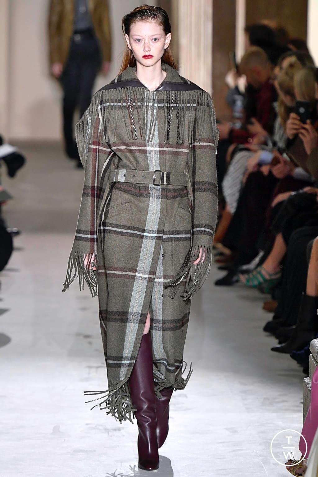 Fashion Week Milan Fall/Winter 2019 look 15 from the Salvatore Ferragamo collection womenswear