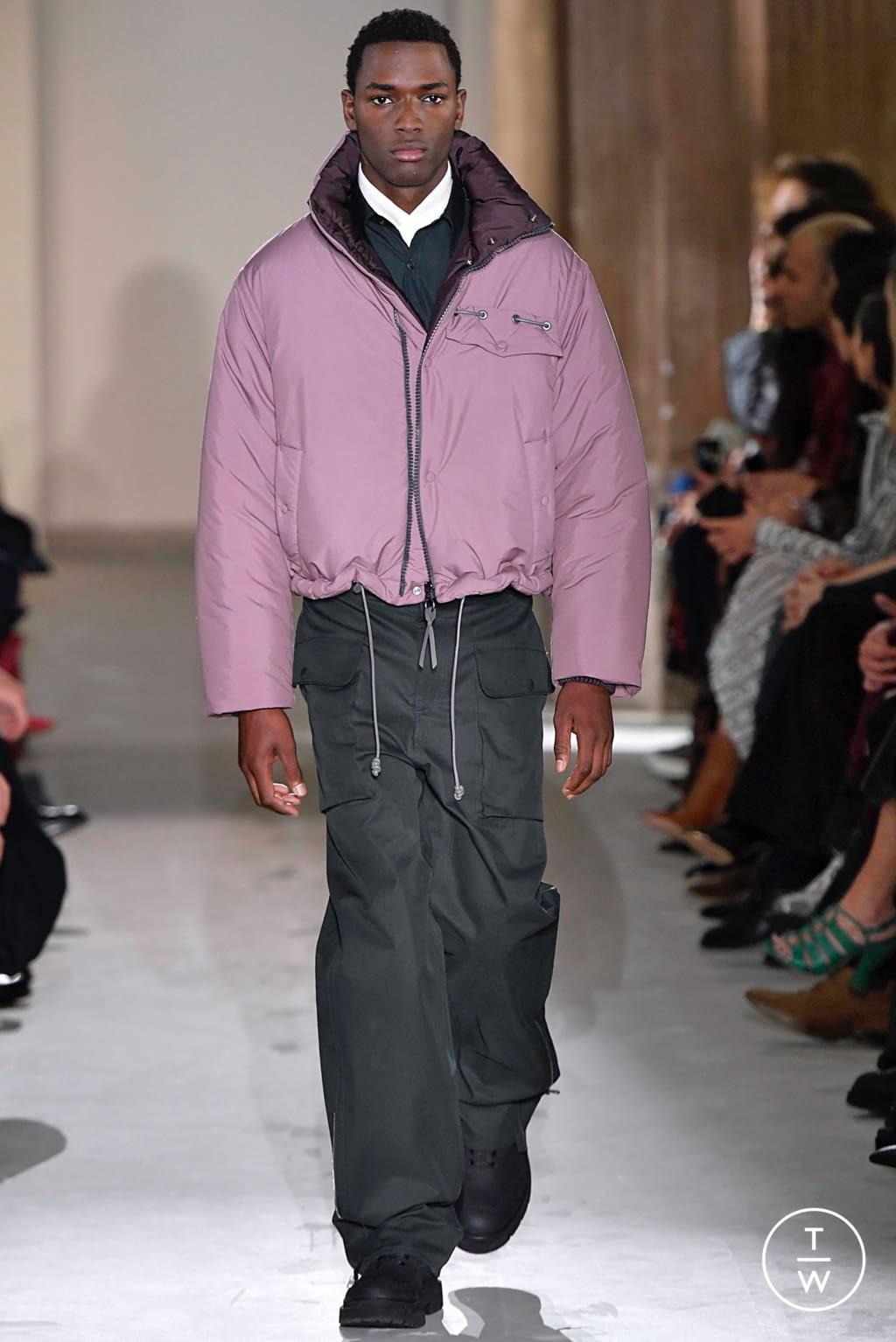 Fashion Week Milan Fall/Winter 2019 look 23 from the Salvatore Ferragamo collection womenswear