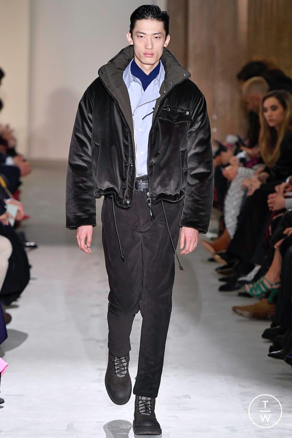 Fashion Week Milan Fall/Winter 2019 look 37 from the Salvatore Ferragamo collection womenswear