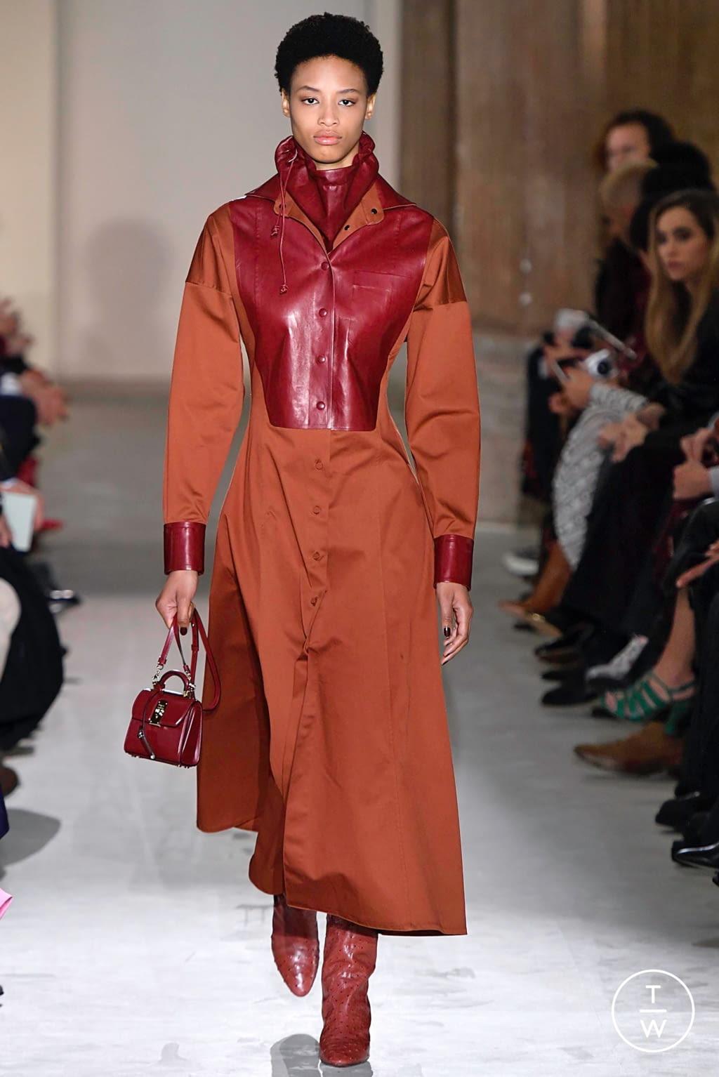 Fashion Week Milan Fall/Winter 2019 look 39 from the Salvatore Ferragamo collection womenswear