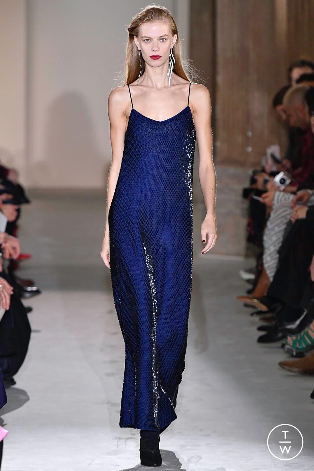 Fashion Week Milan Fall/Winter 2019 look 53 from the Salvatore Ferragamo collection womenswear