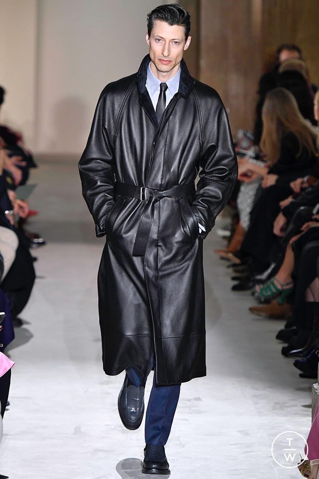 Fashion Week Milan Fall/Winter 2019 look 55 from the Salvatore Ferragamo collection womenswear