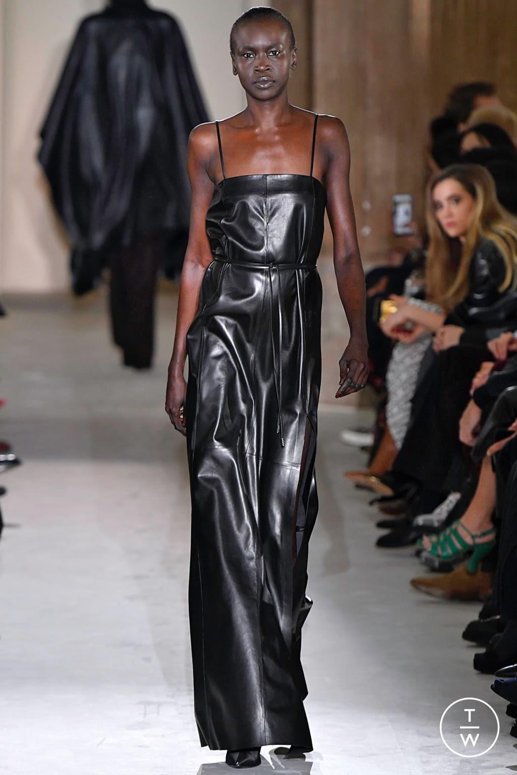 Fashion Week Milan Fall/Winter 2019 look 56 from the Salvatore Ferragamo collection womenswear