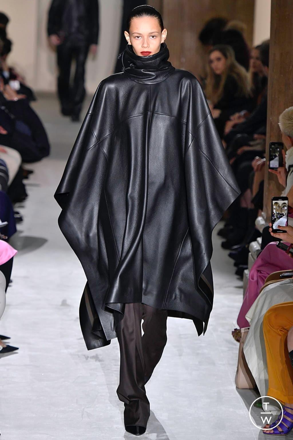 Fashion Week Milan Fall/Winter 2019 look 57 from the Salvatore Ferragamo collection womenswear