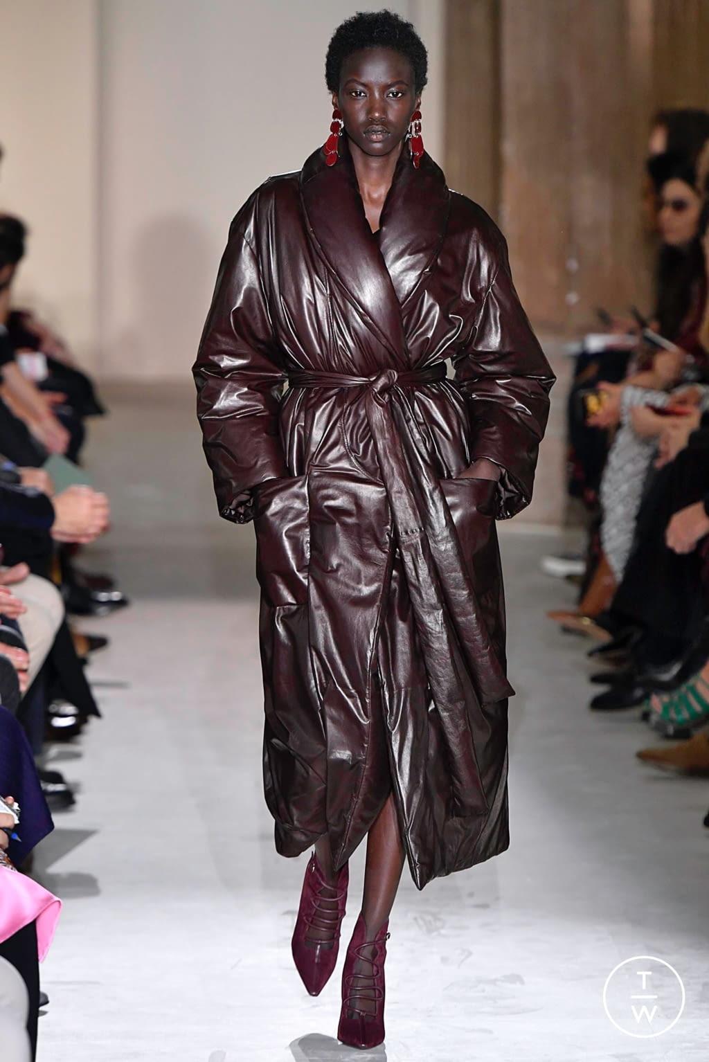 Fashion Week Milan Fall/Winter 2019 look 59 from the Salvatore Ferragamo collection womenswear