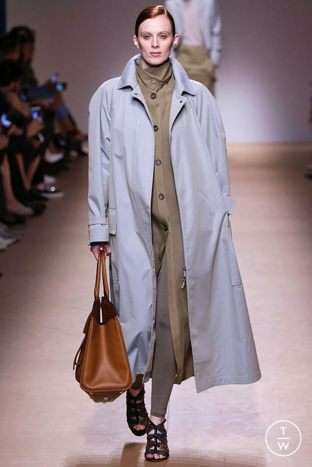 Fashion Week Milan Spring/Summer 2019 look 22 de la collection Salvatore Ferragamo womenswear