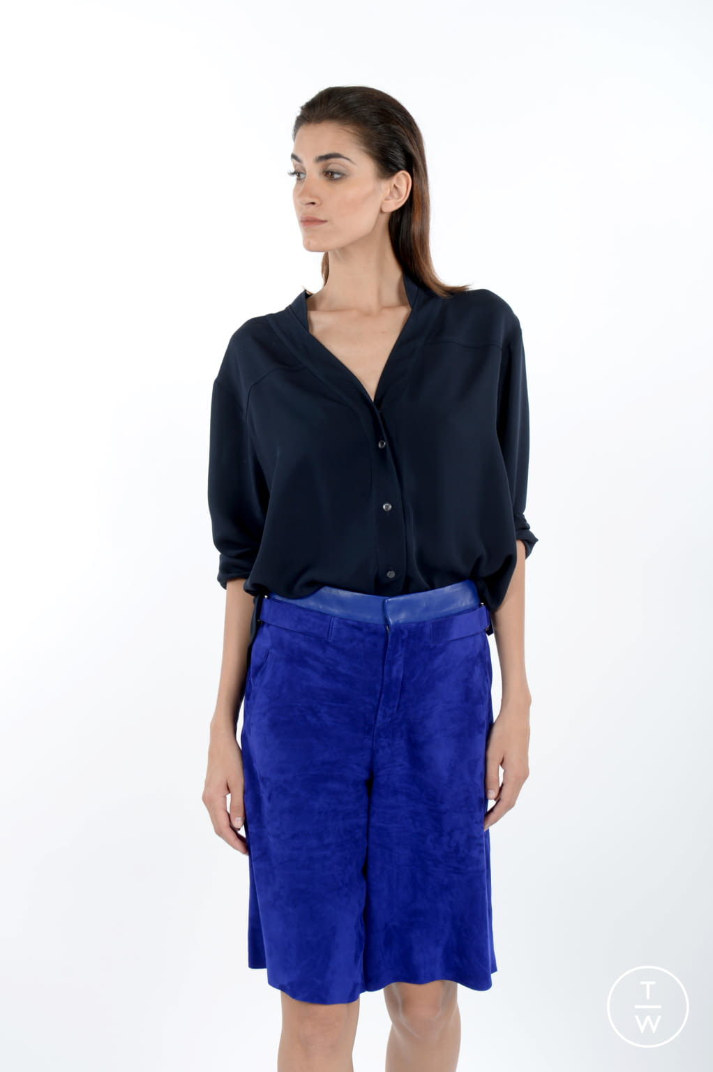 Fashion Week Paris Spring/Summer 2017 look 20 de la collection Maison Ullens womenswear