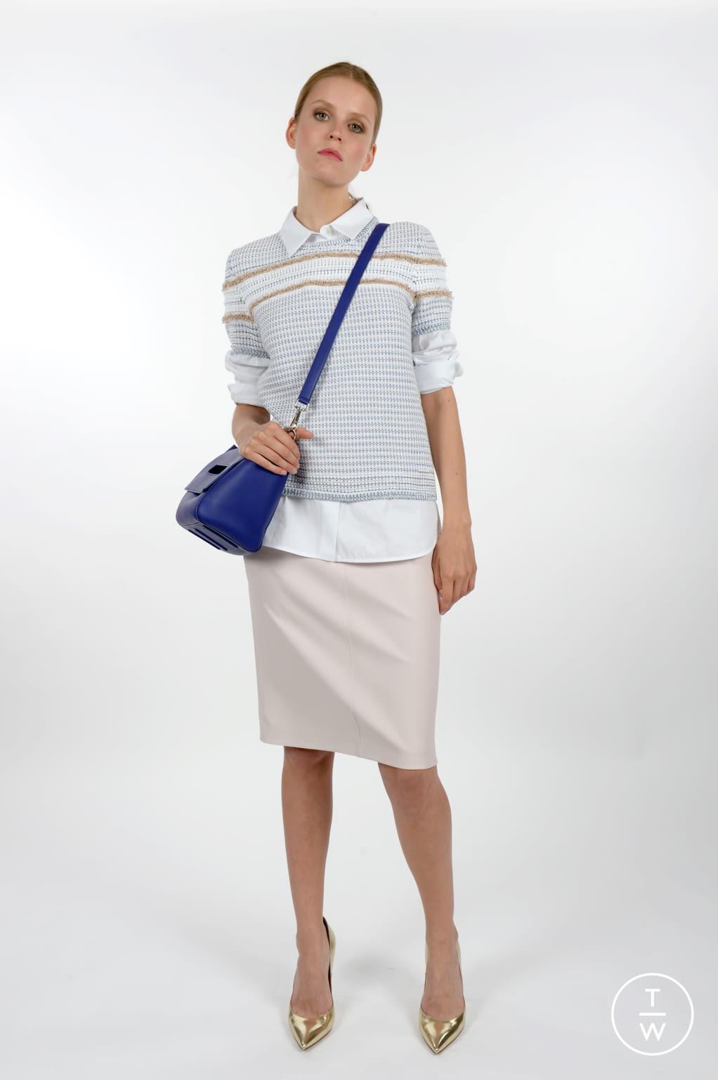 Fashion Week Paris Spring/Summer 2017 look 38 de la collection Maison Ullens womenswear