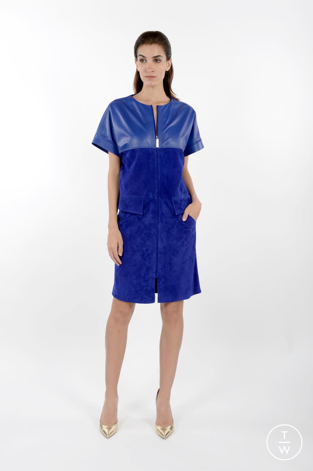 Fashion Week Paris Spring/Summer 2017 look 21 de la collection Maison Ullens womenswear