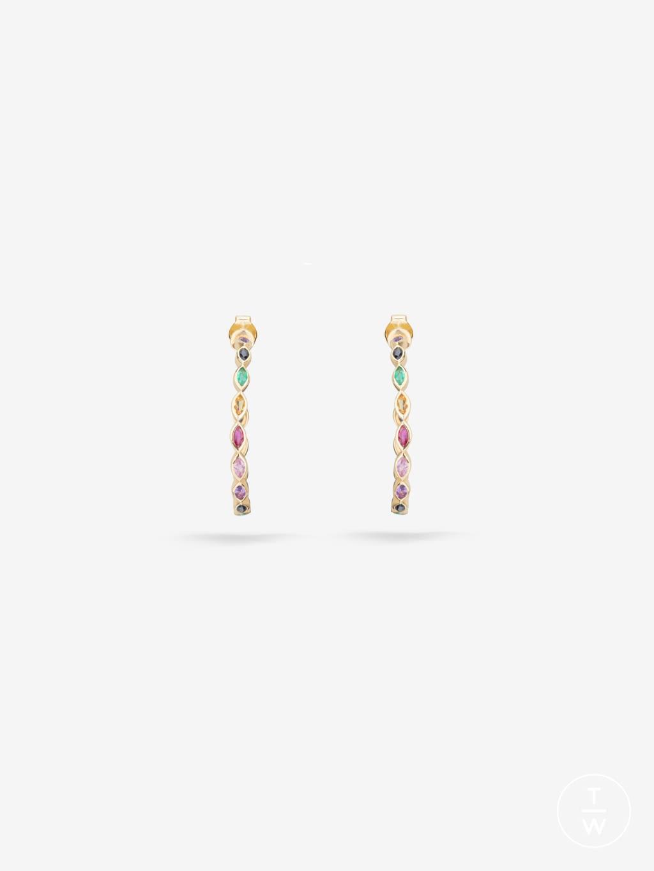 Fashion Week Paris Spring/Summer 2019 look 62 de la collection Sophie d'Agon womenswear accessories