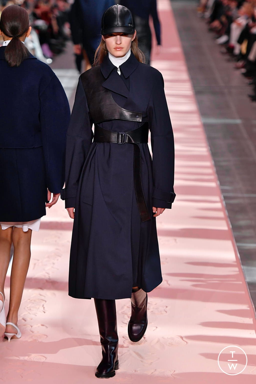 Fashion Week Milan Fall/Winter 2019 look 7 from the Sportmax collection womenswear