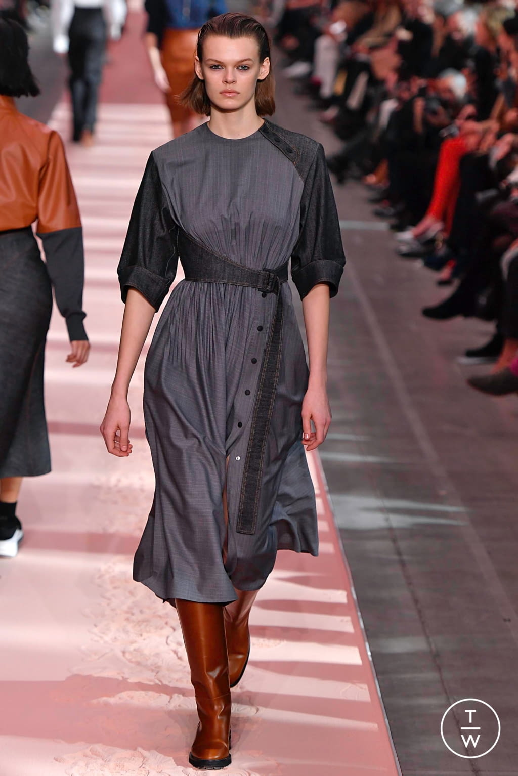 Fashion Week Milan Fall/Winter 2019 look 32 from the Sportmax collection womenswear