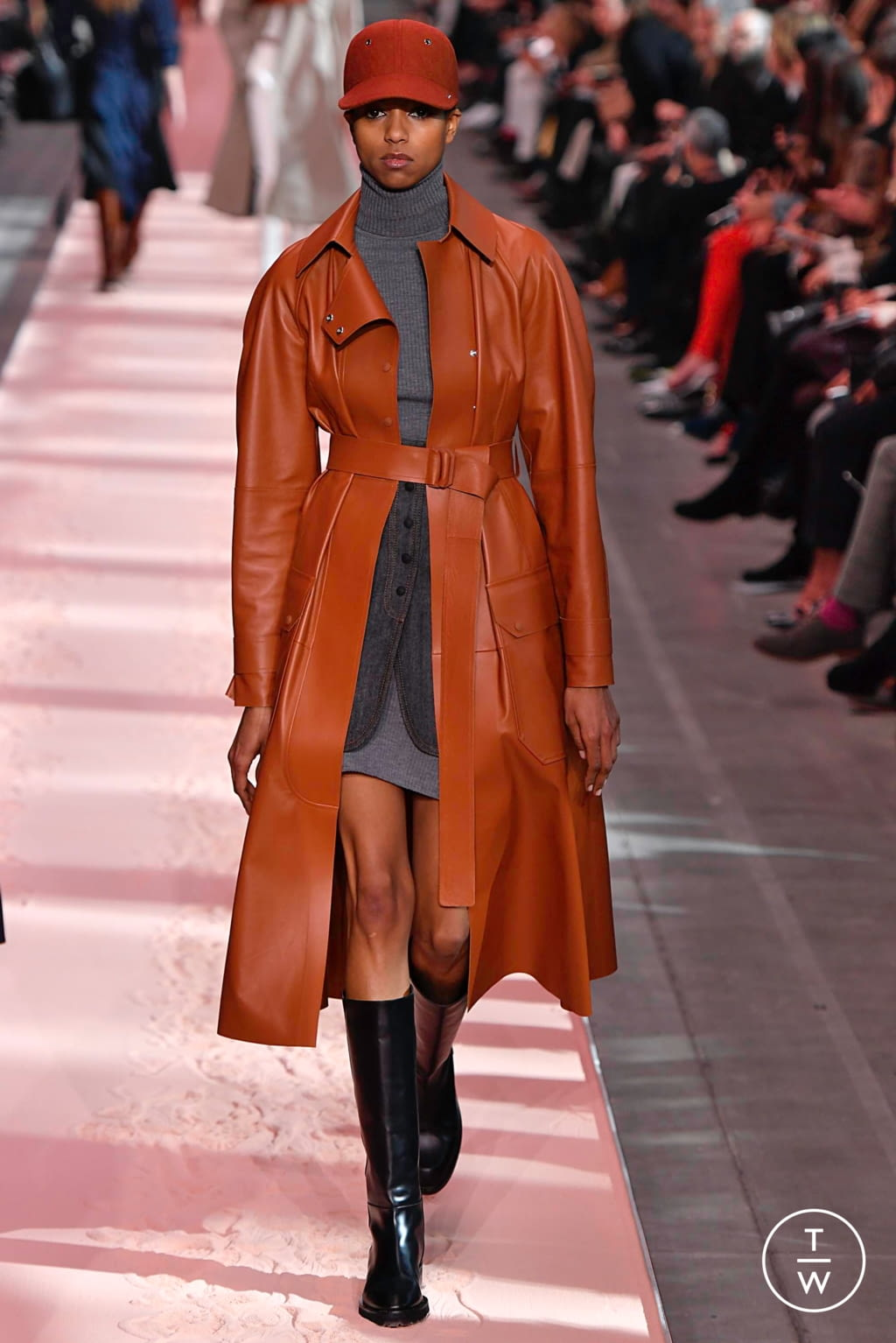 Fashion Week Milan Fall/Winter 2019 look 36 from the Sportmax collection womenswear