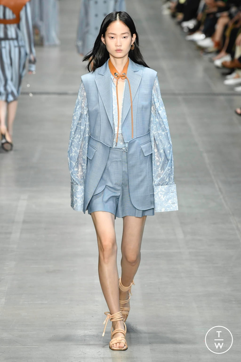 Fashion Week Milan Spring/Summer 2020 look 11 from the Sportmax collection womenswear