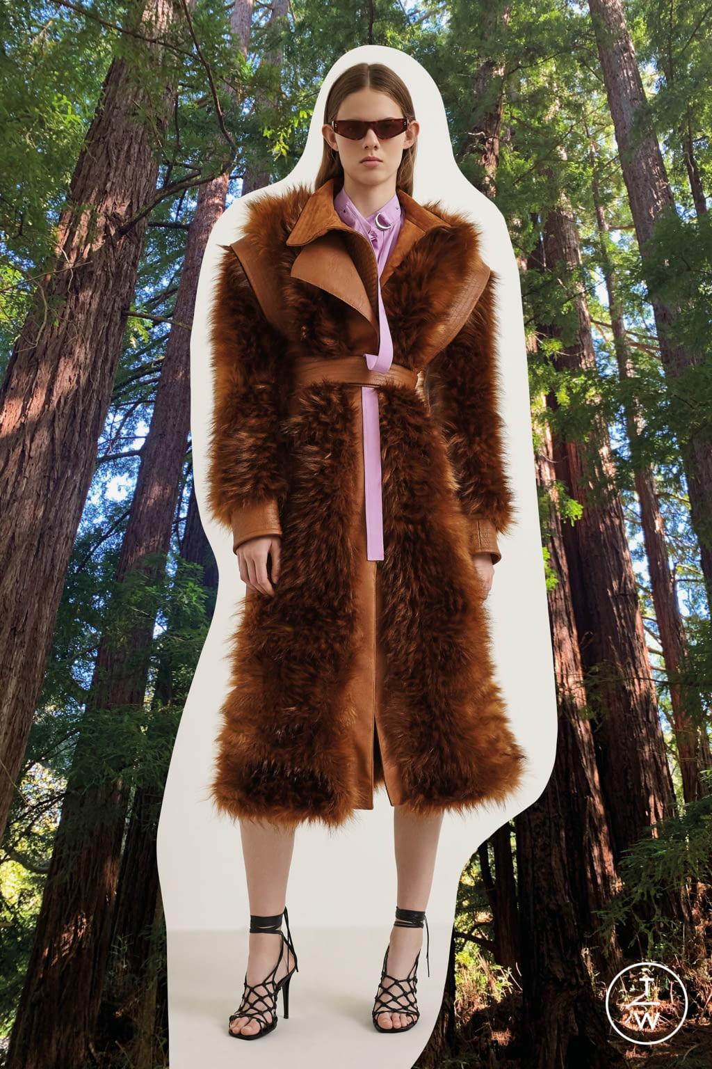 Fashion Week Paris Resort 2020 look 26 from the Stella McCartney collection womenswear