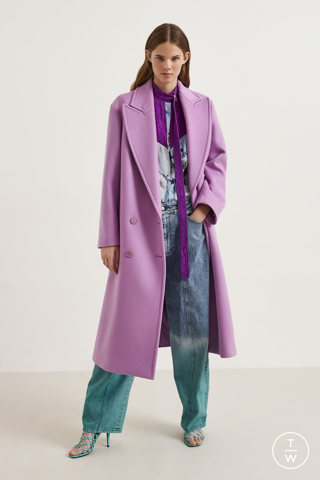 Fashion Week Paris Resort 2020 look 29 from the Stella McCartney collection womenswear