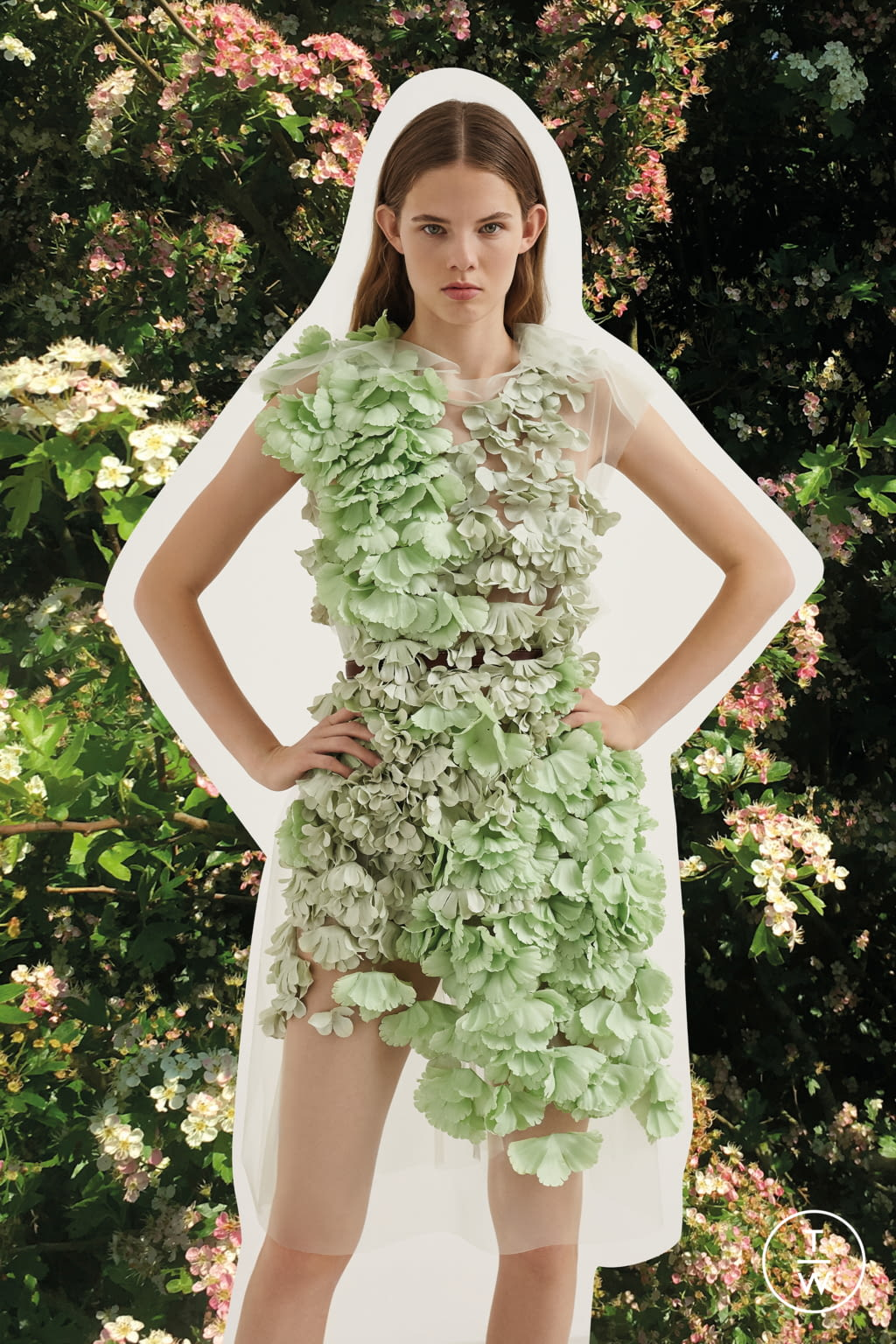 Fashion Week Paris Resort 2020 look 32 from the Stella McCartney collection womenswear