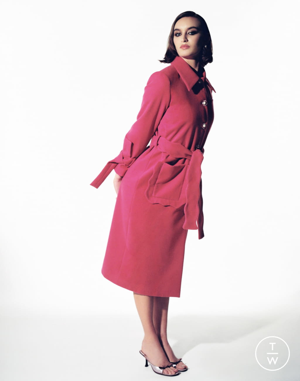 Fashion Week Paris Fall/Winter 2020 look 10 from the Stefania Vaidani collection womenswear
