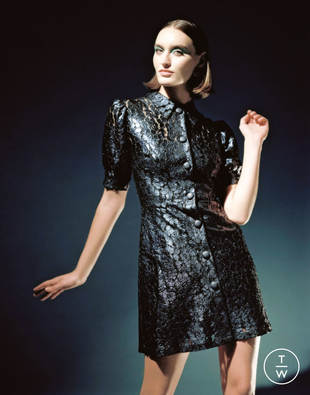 Fashion Week Paris Fall/Winter 2020 look 16 from the Stefania Vaidani collection womenswear