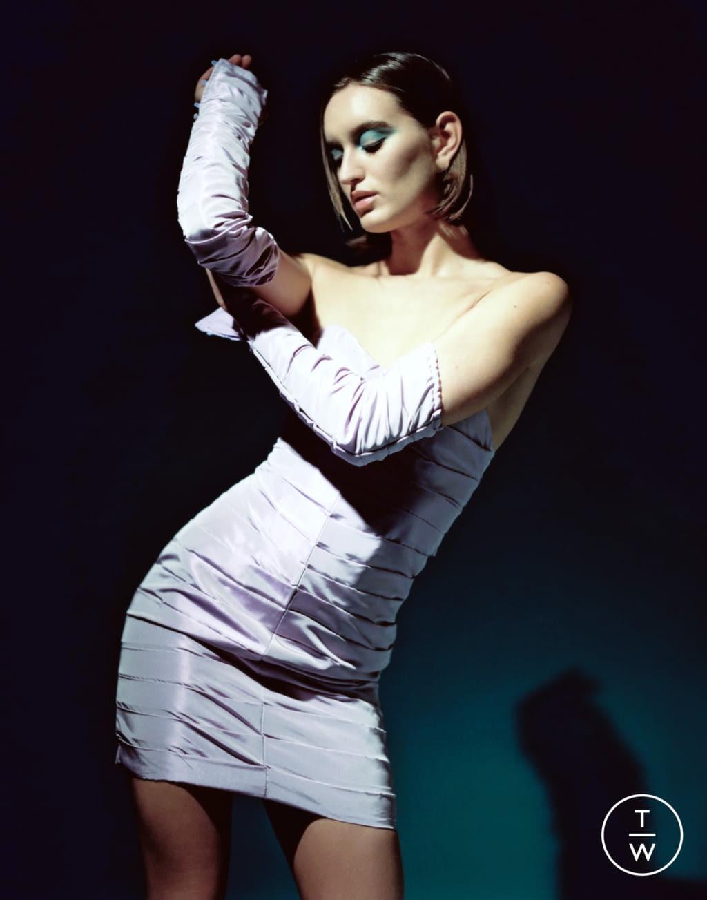 Fashion Week Paris Fall/Winter 2020 look 2 from the Stefania Vaidani collection womenswear