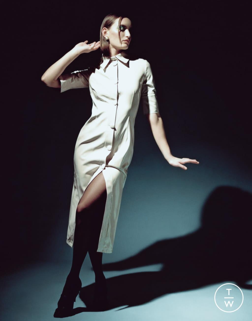 Fashion Week Paris Fall/Winter 2020 look 20 from the Stefania Vaidani collection womenswear
