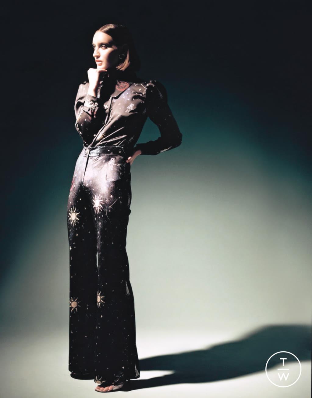 Fashion Week Paris Fall/Winter 2020 look 9 from the Stefania Vaidani collection womenswear