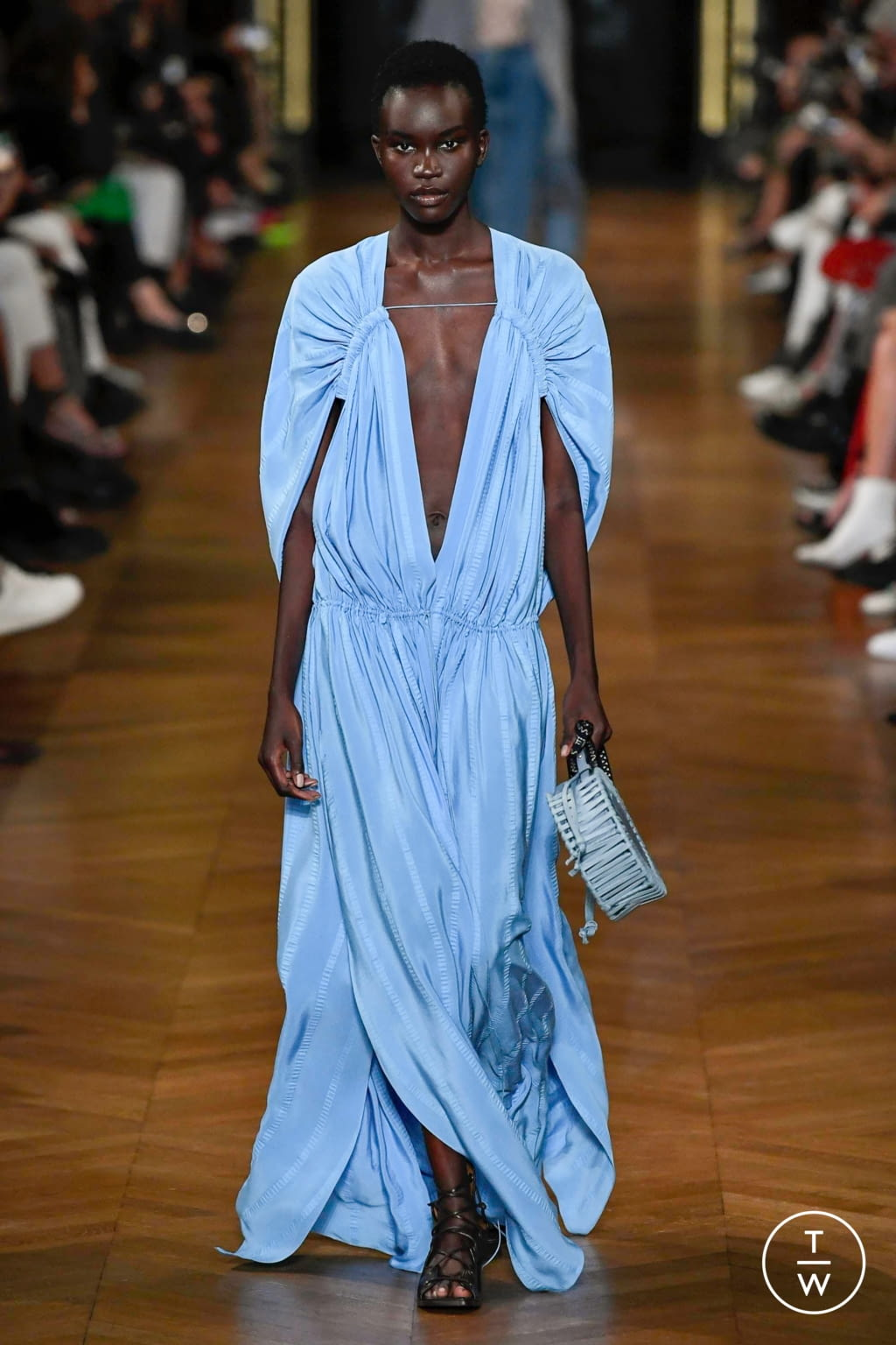Fashion Week Paris Spring/Summer 2020 look 34 from the Stella McCartney collection womenswear