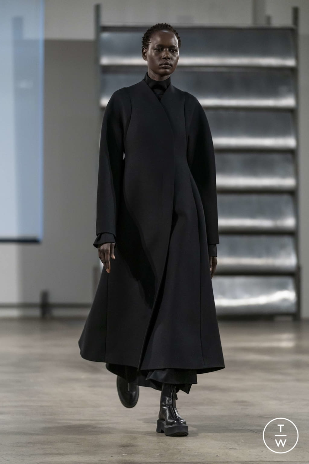 Fashion Week New York Fall/Winter 2019 look 26 de la collection The Row womenswear