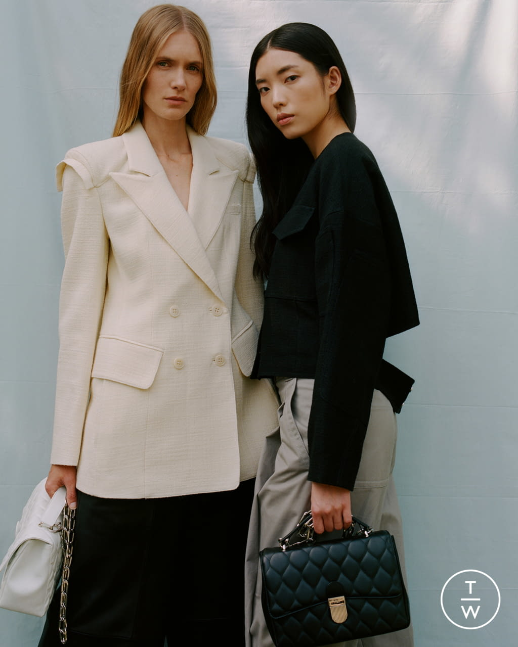 Fashion Week New York Resort 2020 look 17 from the Tibi collection womenswear