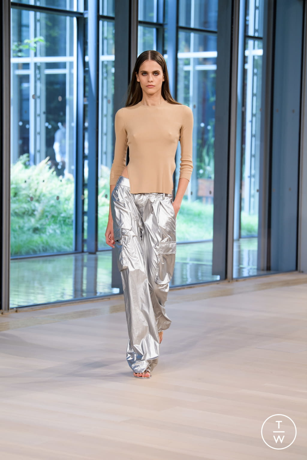 Fashion Week New York Spring/Summer 2020 look 15 from the Tibi collection womenswear